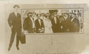 1909 Capablanca regresa a La Habana-