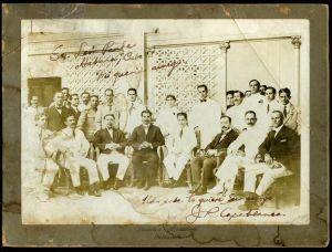 1912 Capablanca y León Paredes