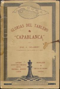 Glorias del Tablero CAPABLANCA