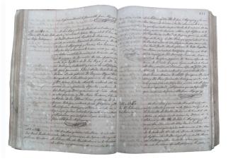 1889 libro de bautismo